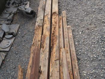 木材の腐食,屋根板補修,藤井製瓦工業