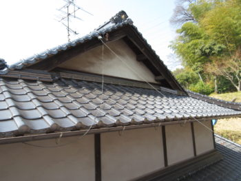 棟飾り,屋根リフォーム,福山市