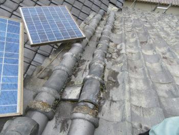 瓦劣化,雨漏り補修,アルミサッシ