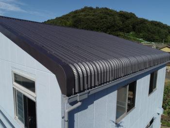 軽量屋根,雨樋掛替,耐震性