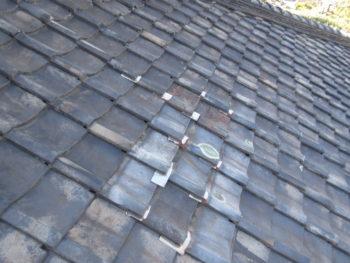 板金補修,瓦の苔,雨漏り修理
