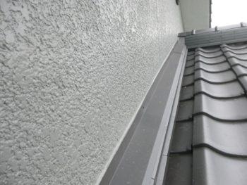 水切板金処理,防水処理,雨漏り防止