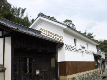 藤井製瓦工業,なまこ壁,屋根工事