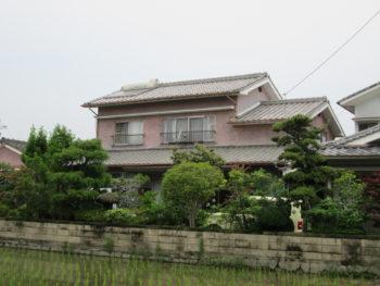外壁塗装の劣化,三世帯同居,雨漏り調査