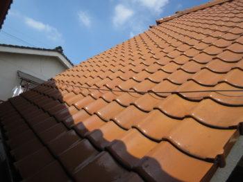 危険な屋根,軽量化,瓦の固定