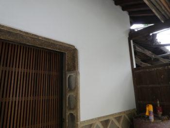 外壁塗装,漆喰修理,藤井製瓦工業