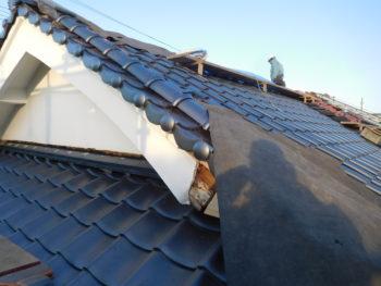 破風,掛瓦,入母屋屋根