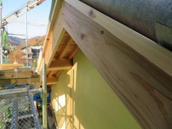 破風板交換,外壁補修,雨水侵入防止
