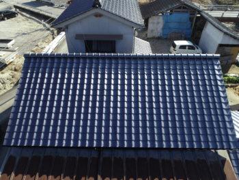 三州産和形,雨樋交換,屋根葺き替え工事