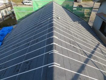 ルーフィング,防水性向上,軽量屋根