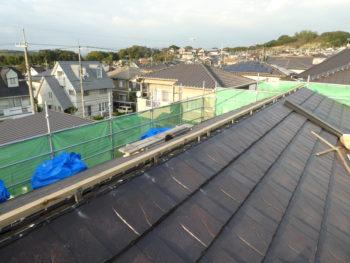 棟施工,乾式工法,軽量屋根