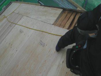 9㎜合板,耐久性,防水処理