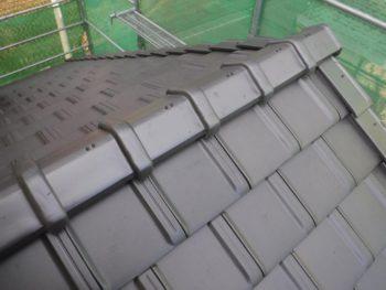 強力棟留め,ステンレス製ビス,急勾配屋根