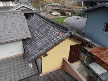 屋根点検,土葺き屋根,建て替え