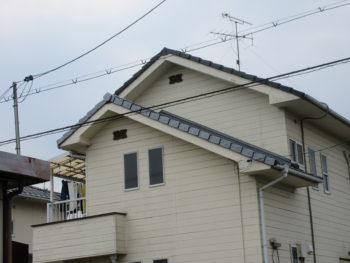 瓦葺き替え工事,屋根補修,福山市