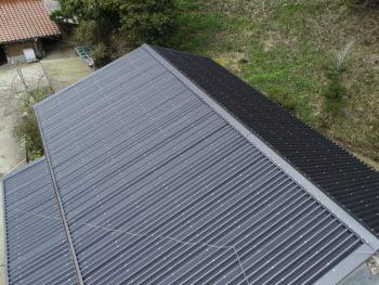 軽量屋根,防水性抜群,藤井製瓦工業