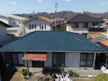 防災瓦,軽量屋根,藤井製瓦工業