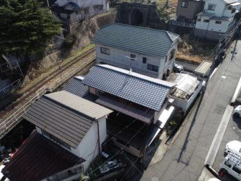 ドローン撮影,雨漏り修理,屋根点検
