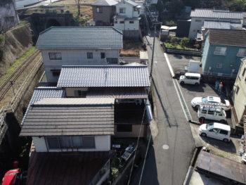 防災瓦,ガイドライン工法,軽量屋根