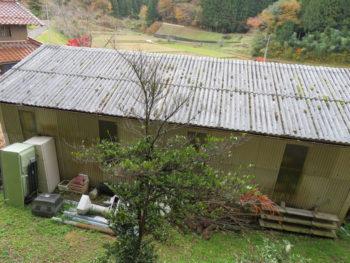 屋根のコケ,スレートの劣化,防水性低下