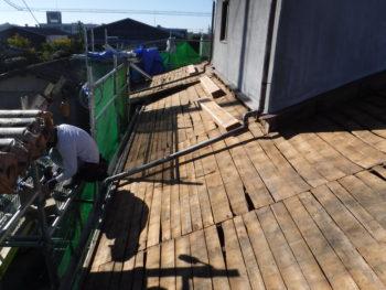 下地板補修,耐震補強,木材腐朽