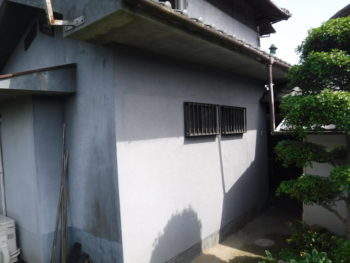外壁の劣化,防水性,変色