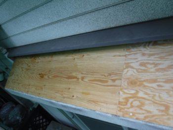 下地板補強,増し張り,防水